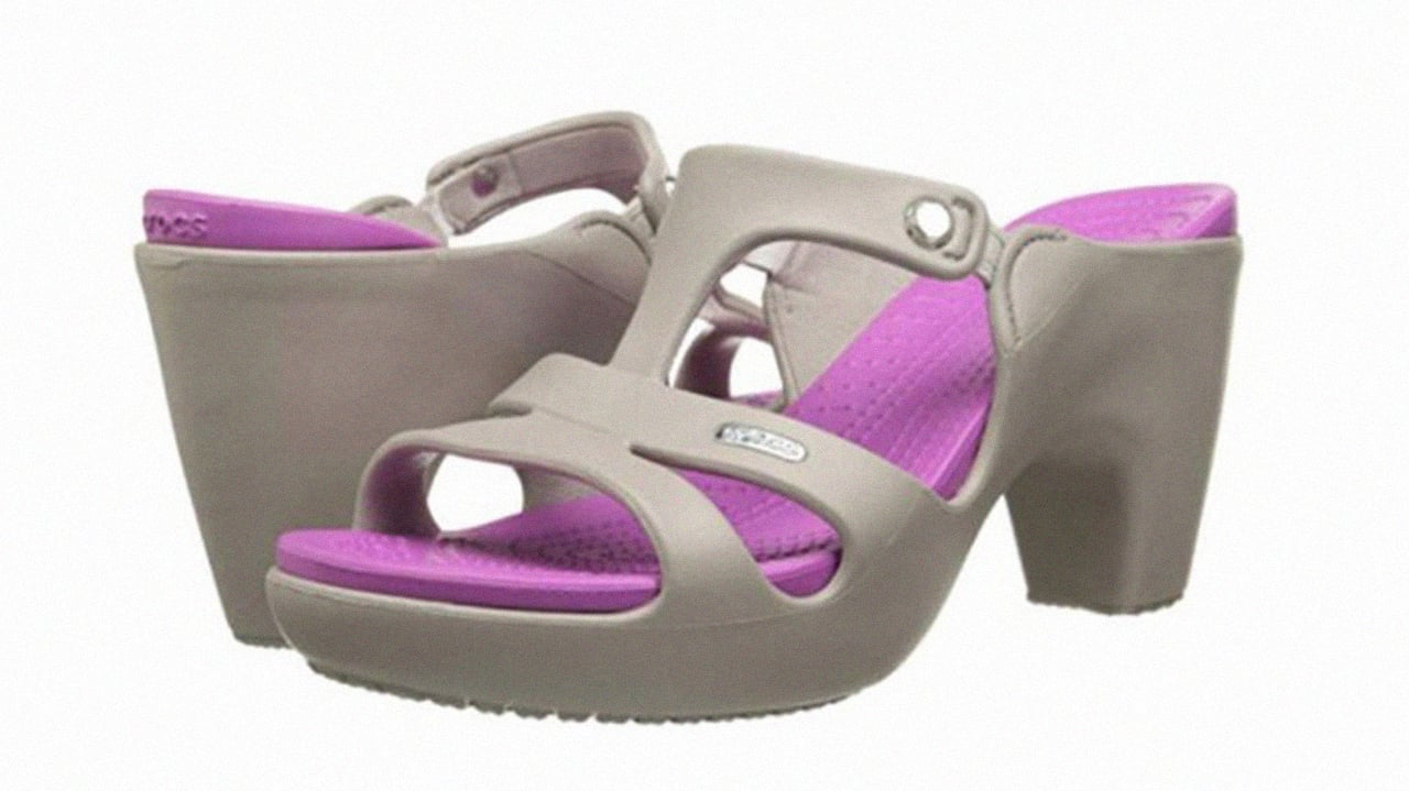 Crocs Introduces High-heeled Clogs-but Why Though?