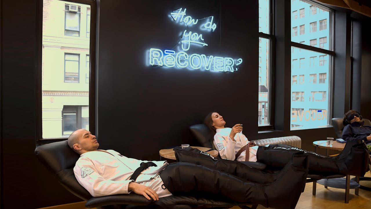 Can this biohacking relaxation center make you more productive?