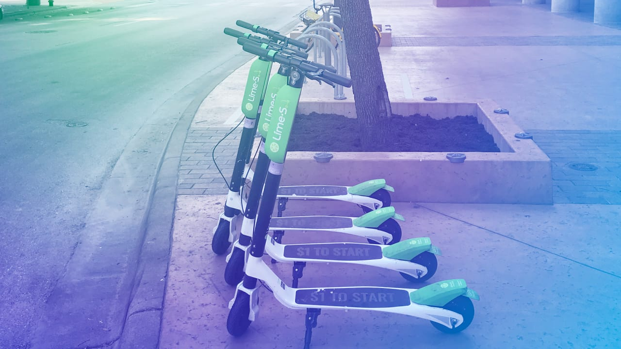 Sorry folks, the scooter craze could be a data-privacy nightmare