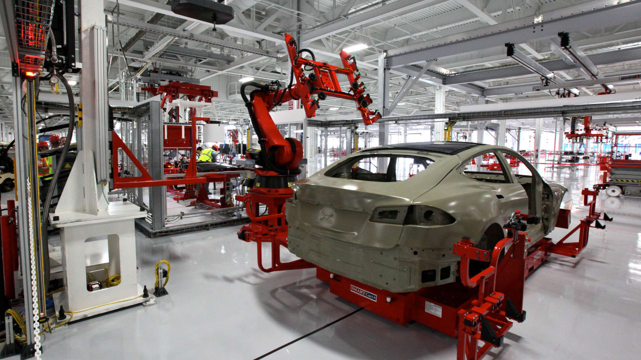 Is Union-busting Tesla the Best Hope to Rebuild the Middle Class?