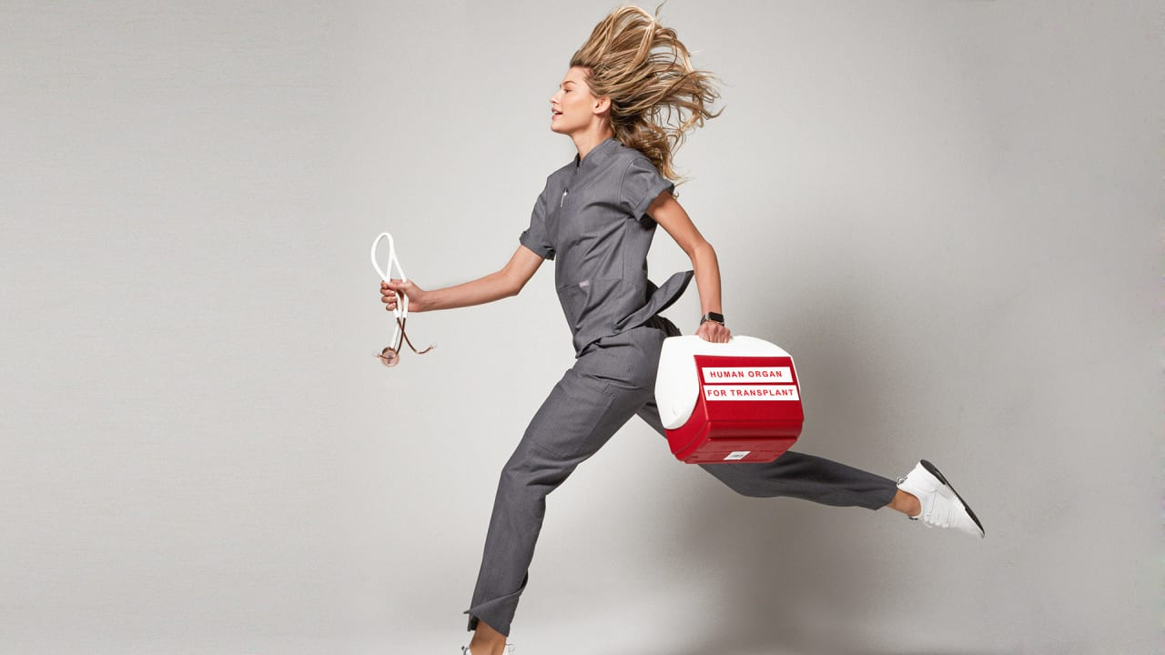fdd6b0e9372 Female founders give scrubs a functional, fashionable makeover