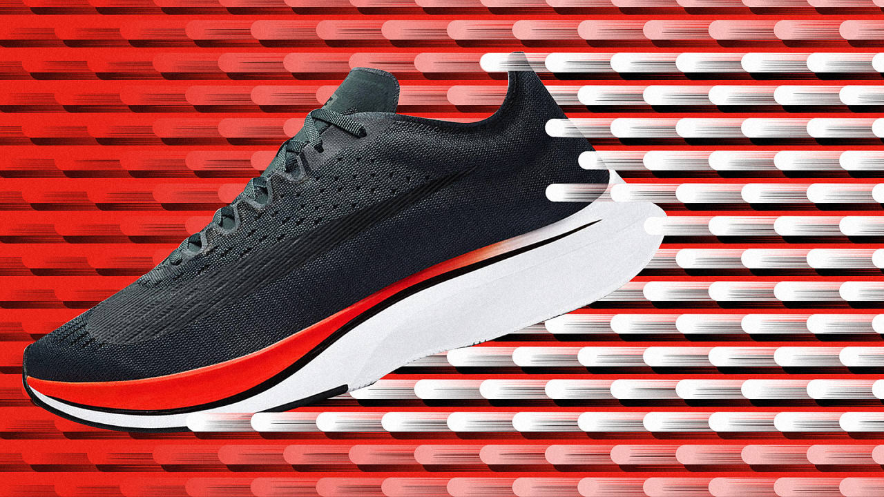 Shoes That Make You Run Faster