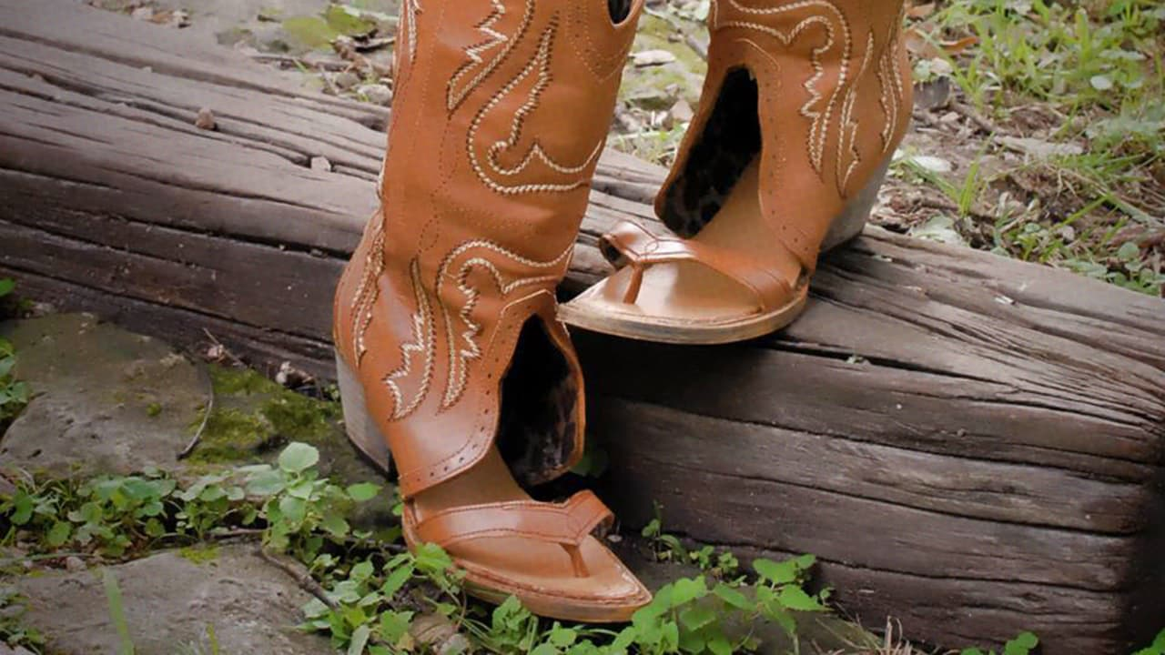 513e6f91cf9b These cowboy boot sandals started as a joke but theyre flying off jpg  1280x720 Most redneck