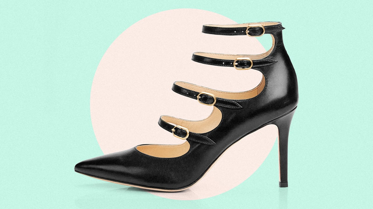 Killer Heels: Women Are Now Using Pumps forSelf-Defense