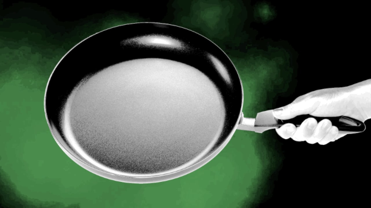 3M knew your non-stick pan was poisoning you in the '70s