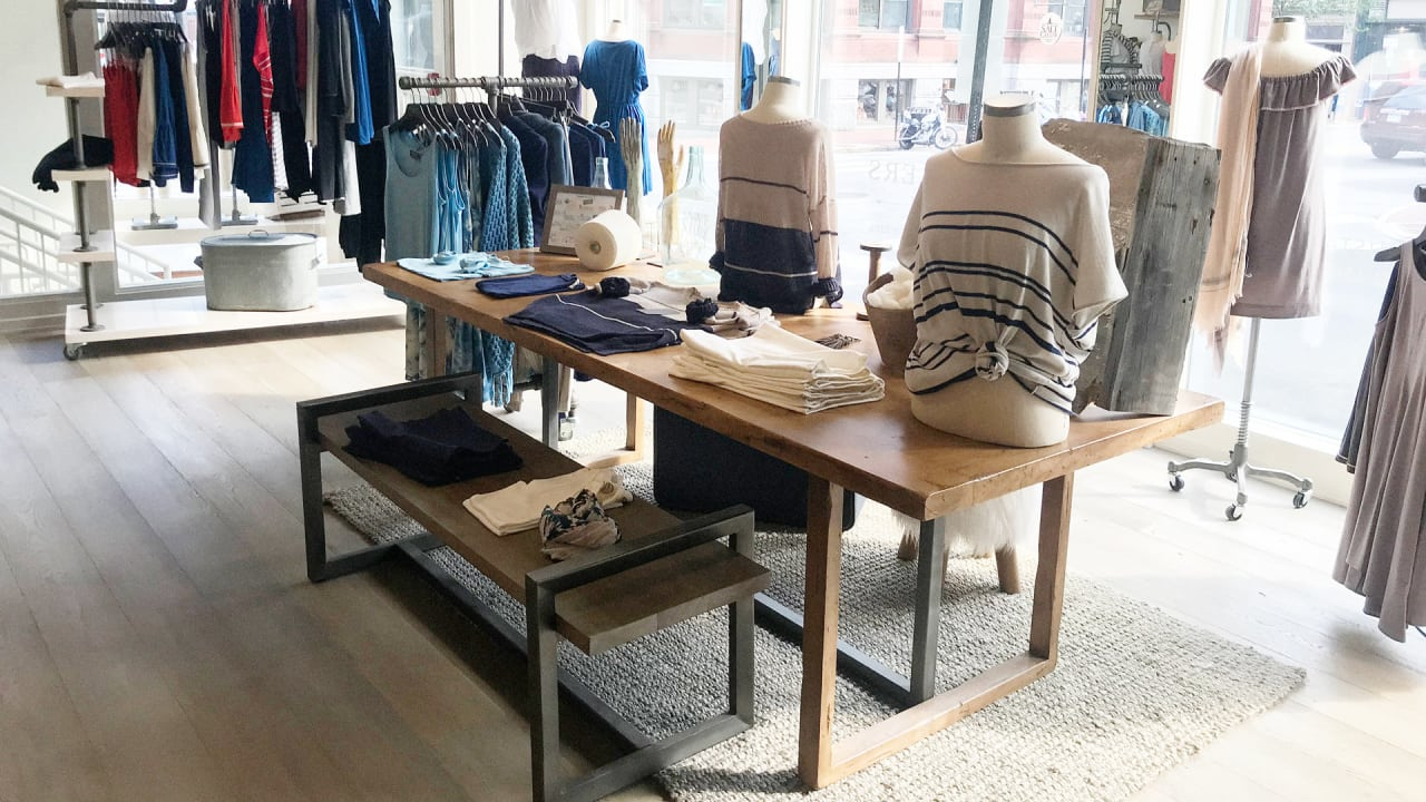 How Tom's of Maine's founder created a fast-fashion alternative