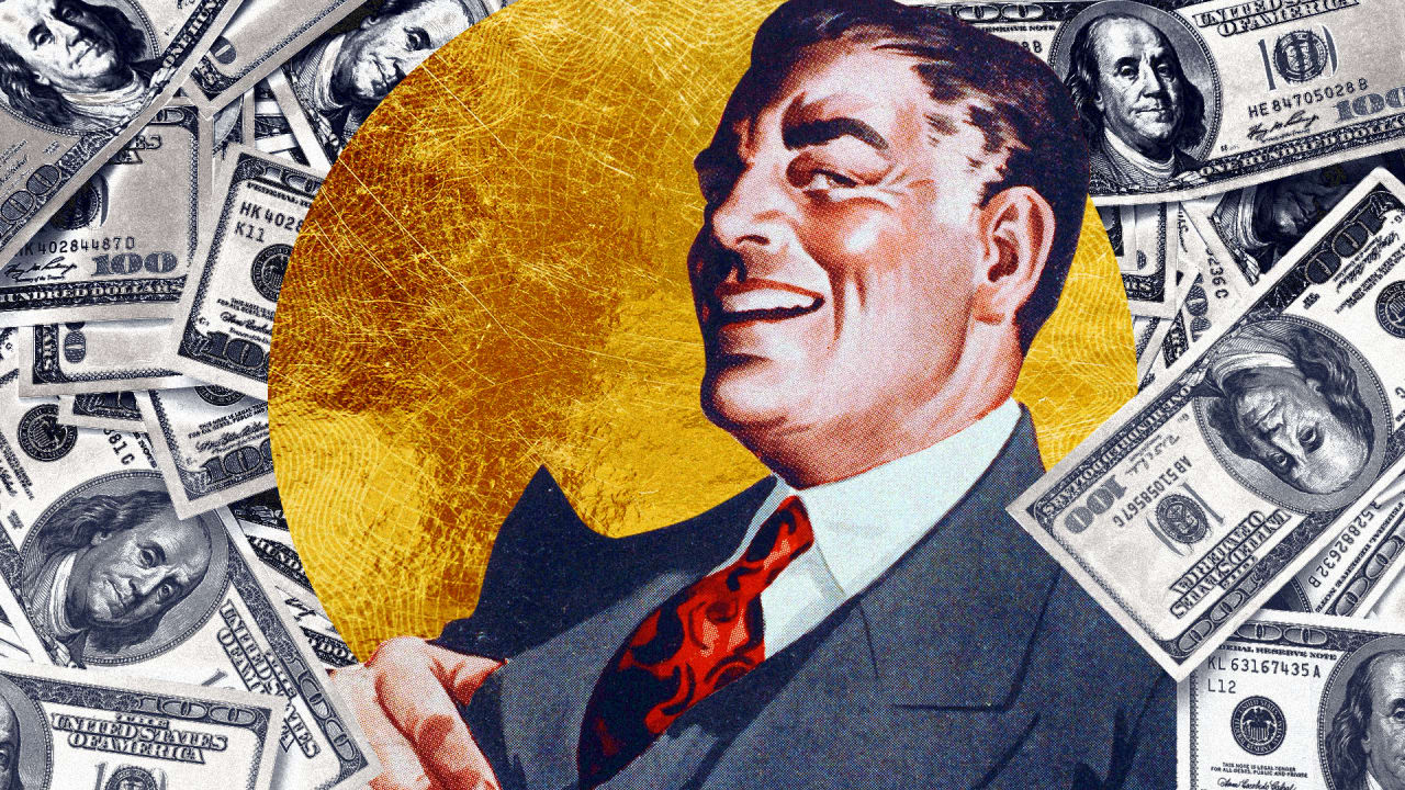 While your Salary Stays the Same, CEOs Keep Getting Raises