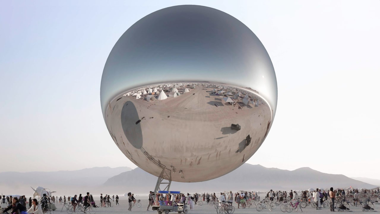 06edd128868 Burning Man 2018 architecture can be pretty spectacular
