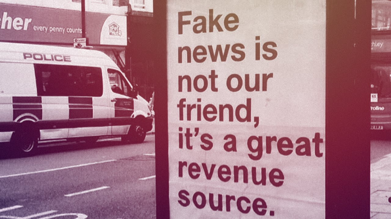 A Street Artist is Using Facebook's Ads Against Itself