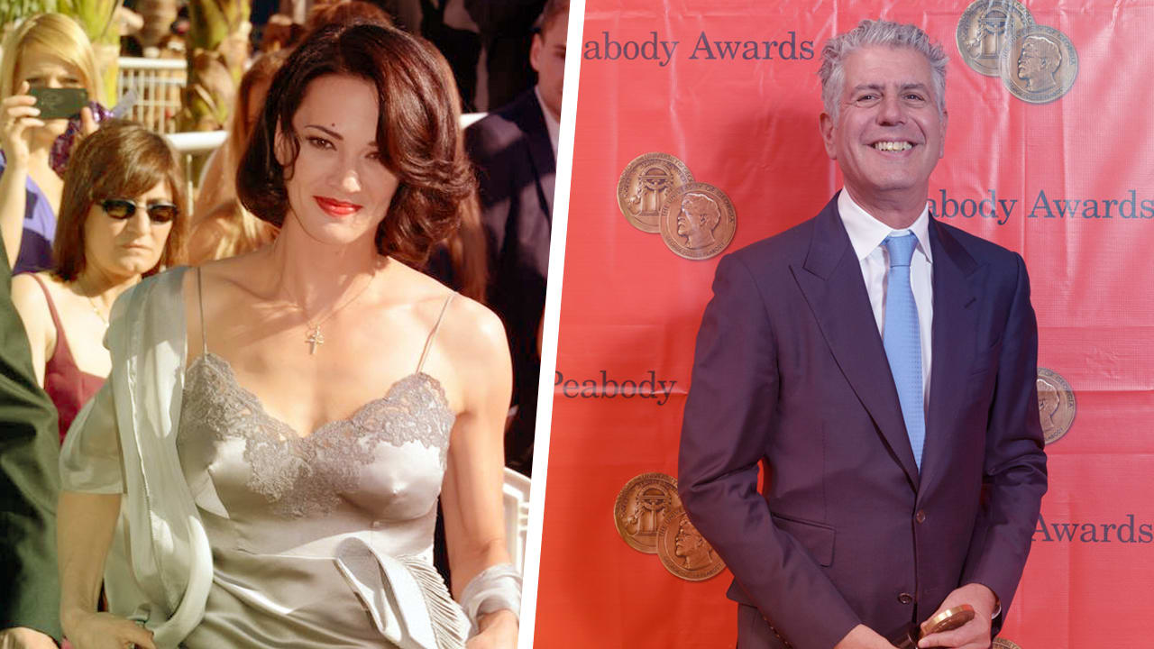 Asia Argento denies all allegations, shifts blame to Bourdain