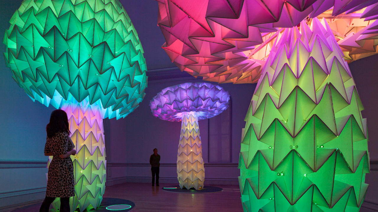 D Virtual Reality Exhibition : How the smithsonian is turning its art exhibitions into virtual realit