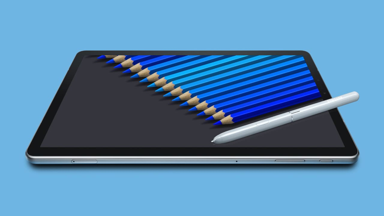 Samsung's Galaxy Tab S4: The Android tablet that thinks it's