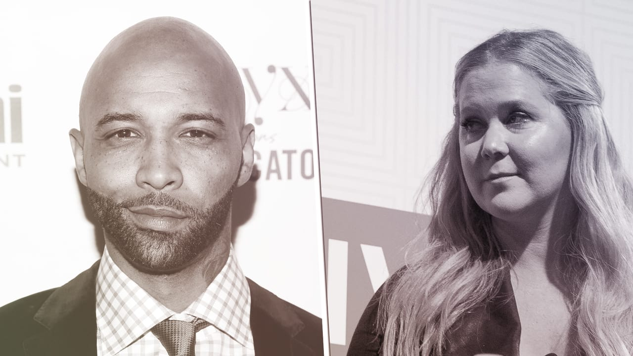 Spotify's podcast deals with Amy Schumer and Joe Budden
