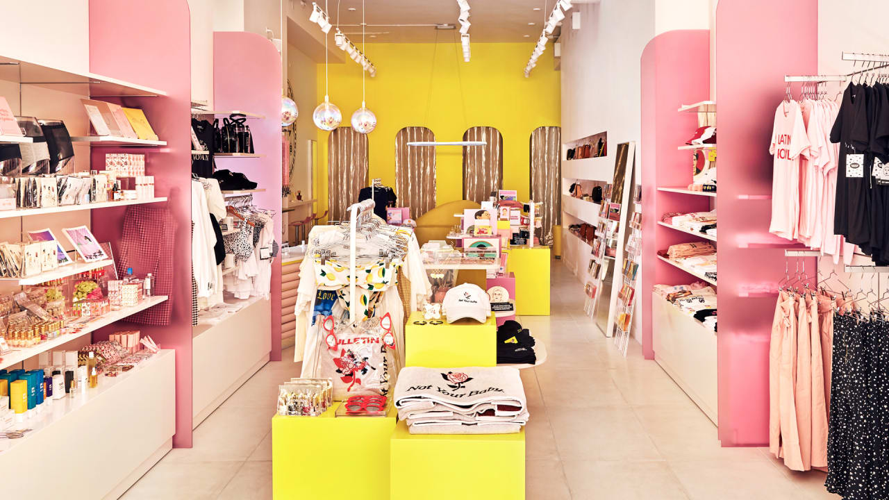 Feminist startup Bulletin is reinventing brick and mortar retail