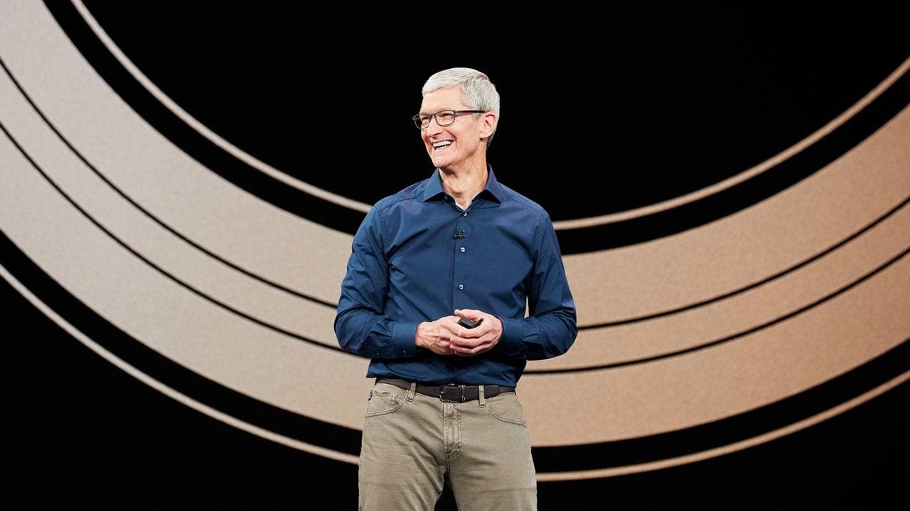 Six takeaways from Tim Cook's Apple keynote better presenter