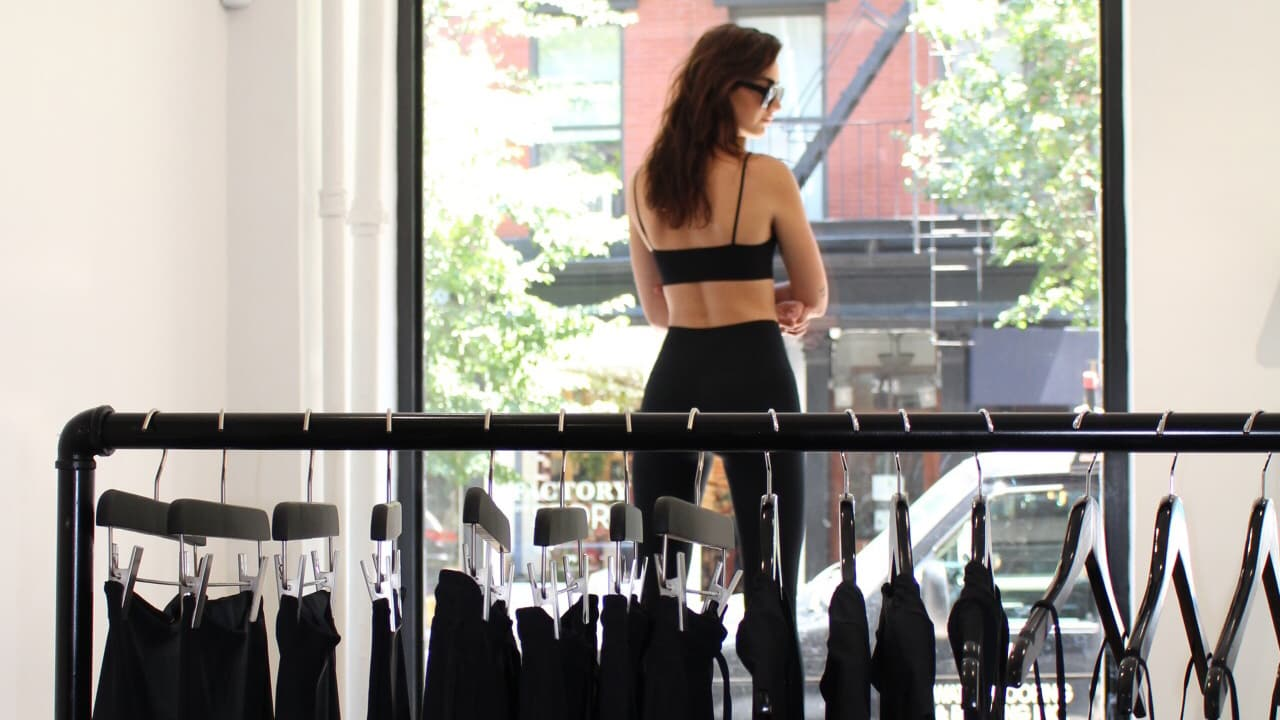 074a55fdbf74eb Wone, the exclusive activewear startup, sells $320 leggings