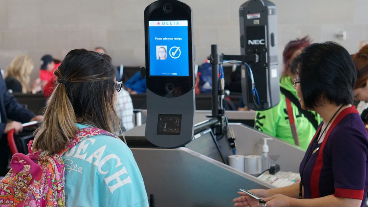 Say Cheese! Delta Says the First All-biometric Airline Terminal is Coming this Year