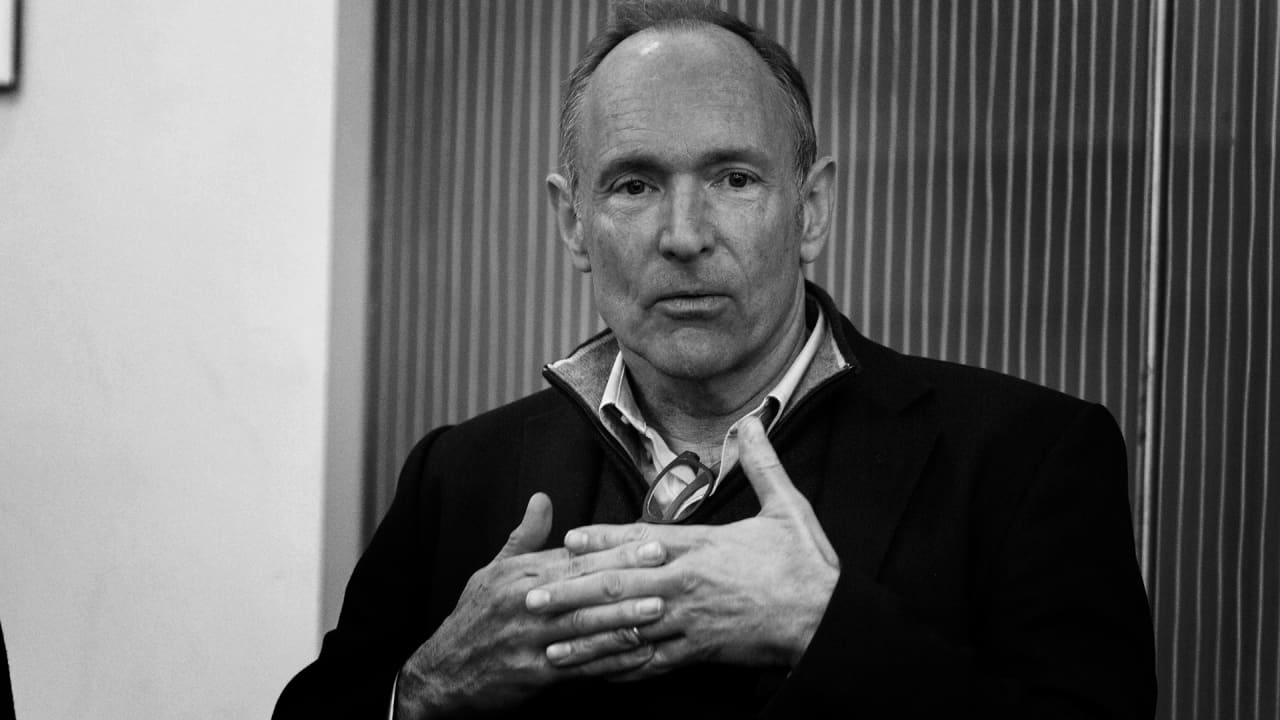 Image result for tim berners lee inrupt