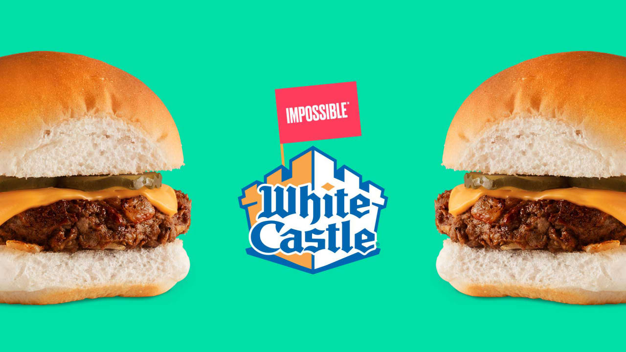 Good news for drunk vegans: White Castle rolls out Impossible Sliders
