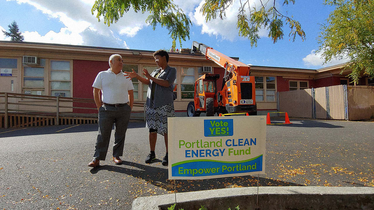 Portland could make big businesses pay to protect communities of color from climate change