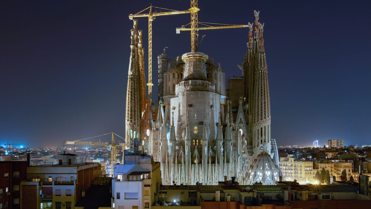 la sagrada familia to pay 41 million in permits and back. Black Bedroom Furniture Sets. Home Design Ideas
