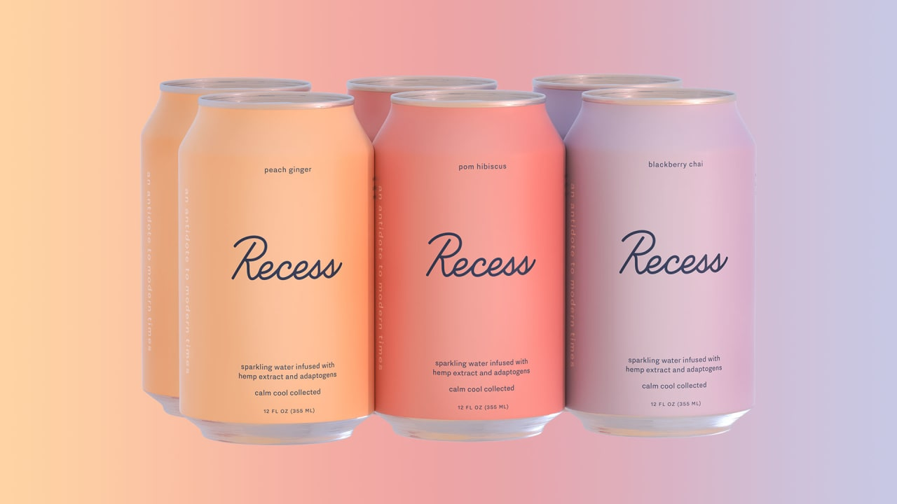 The LaCroix of cannabis? Marijuana market bets on beverages