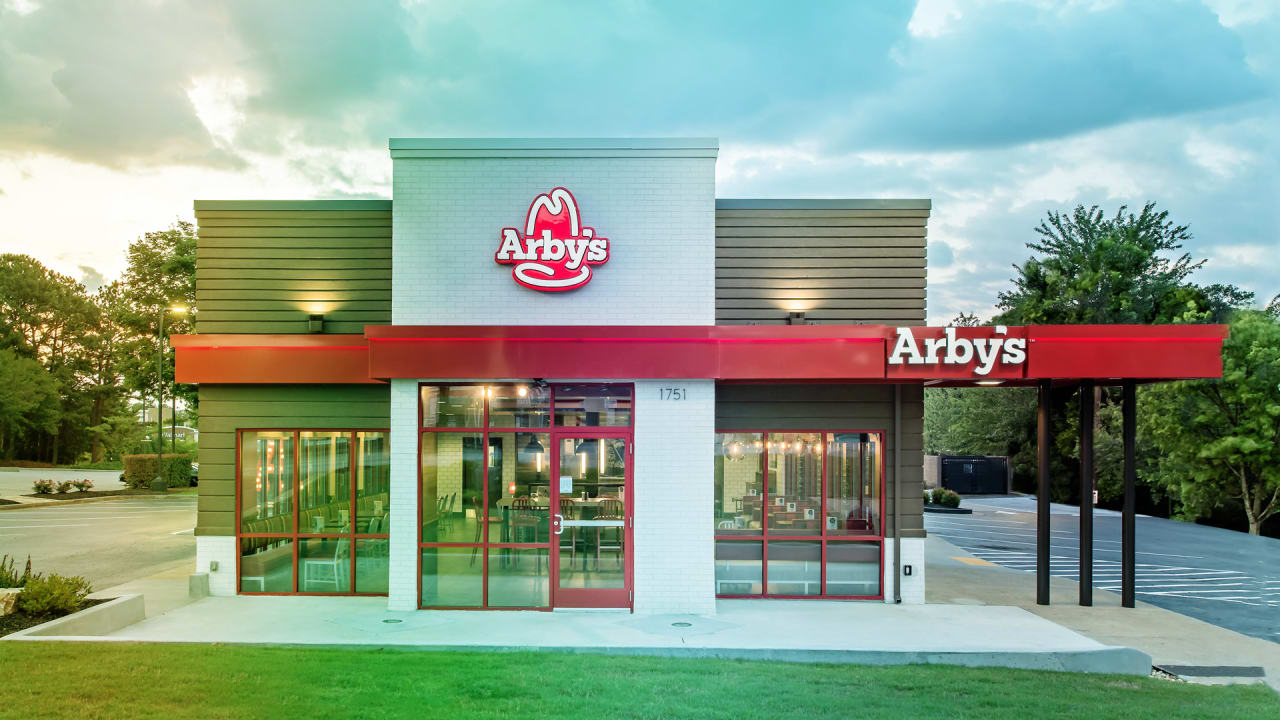 Help Arby's get over its identity crisis by trying the duck