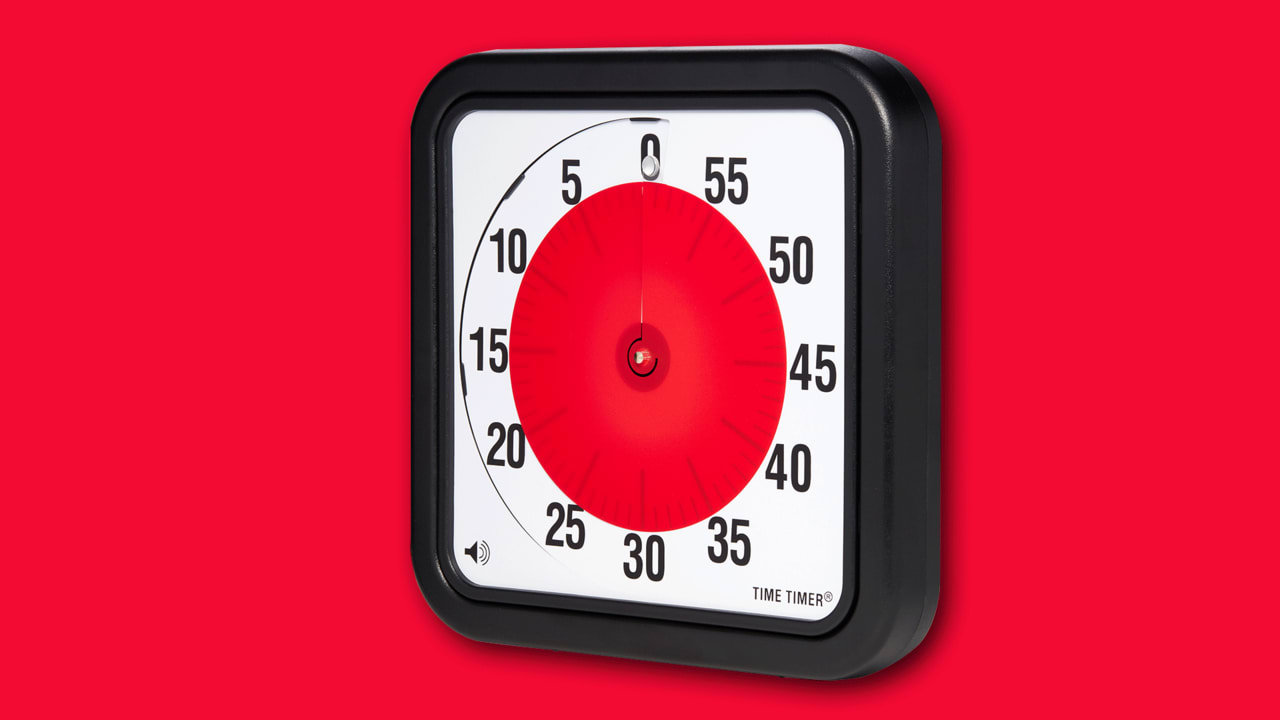 the time timer is the most important design tool you u0026 39 re