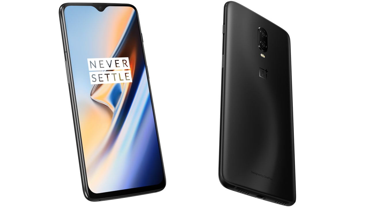 China's OnePlus 6T has an American carrier in T-Mobile