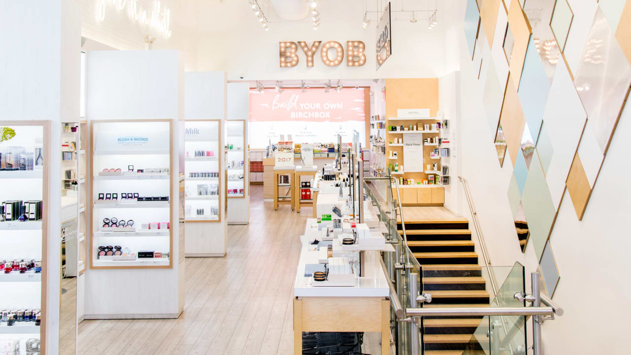 dc19471215 Birchbox just gave the Walgreens beauty aisle a 21st-century makeover