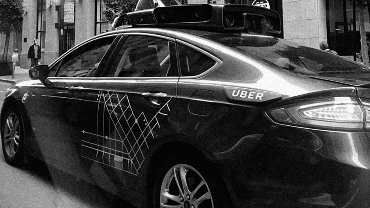 A Morgan Stanley banker became an Uber driver to woo the company