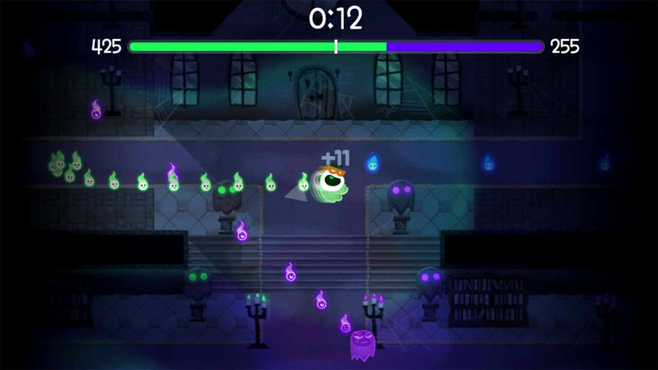 Googles Latest Doodle Celebrates Halloween As A Multiplayer
