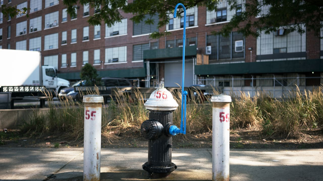 A Brilliant Hack for New York City's Water Hydrants