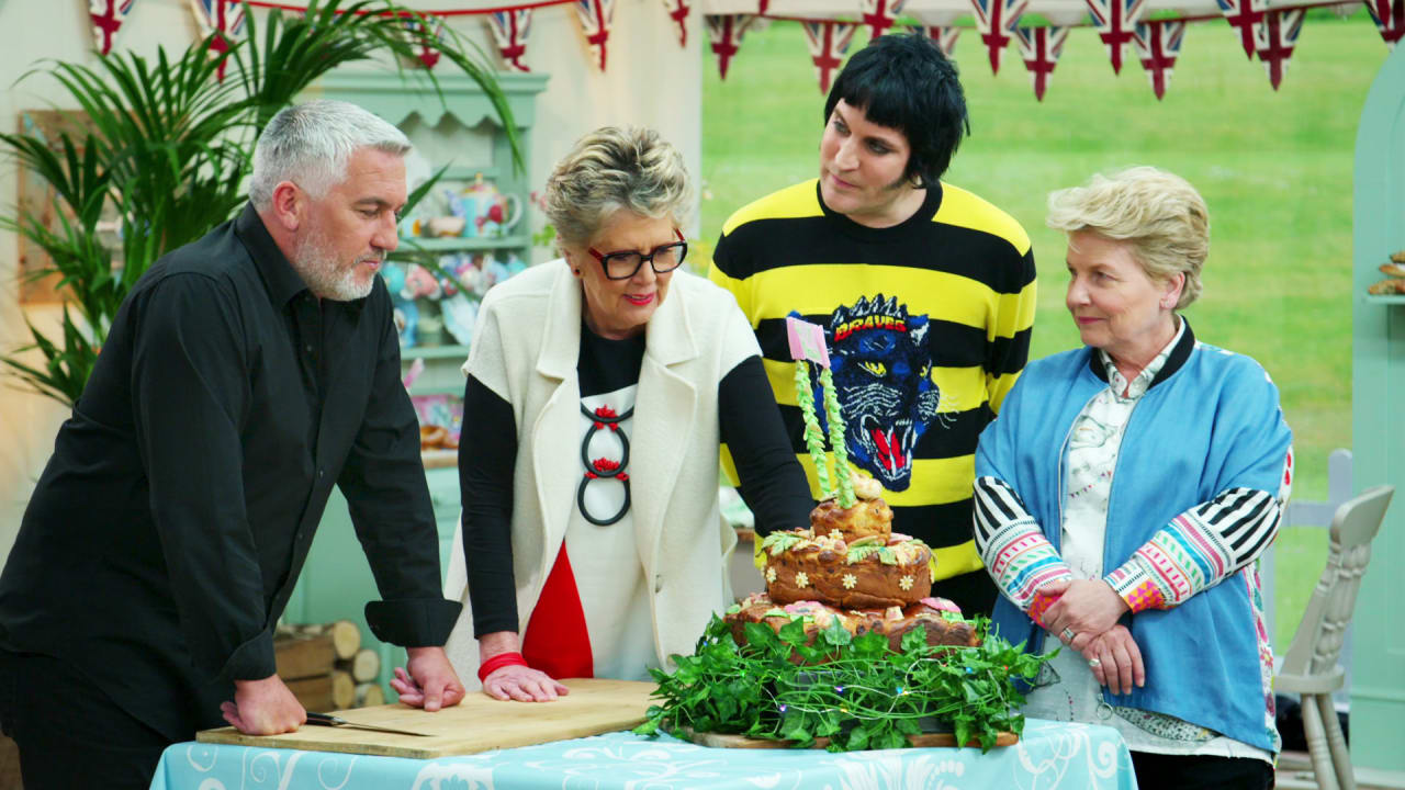 How The Great British Baking Show helps me cope with Trump depression