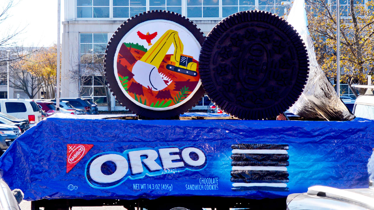 Greenpeace Unveils a New Oreo Flavor: Deforestation