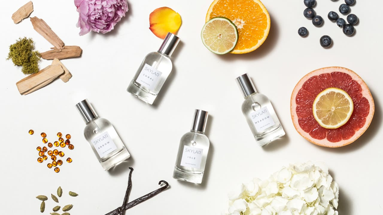 Natural fragrances take hold of the clean beauty industry
