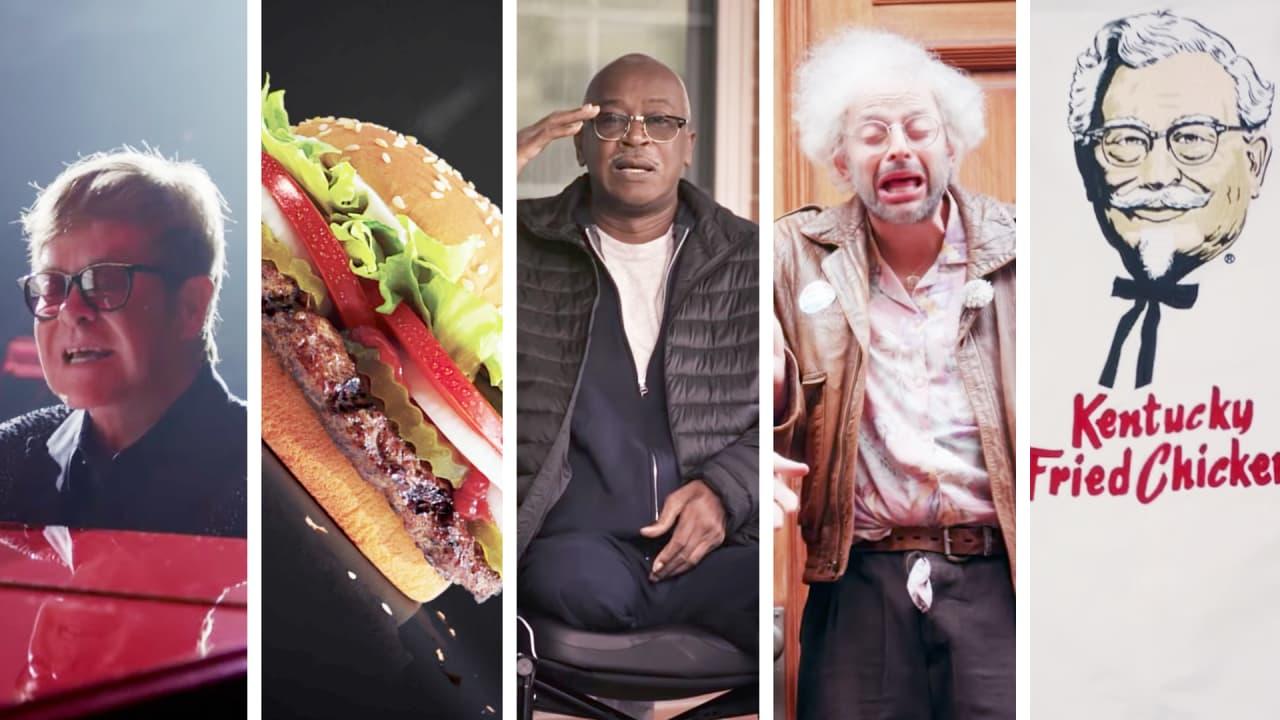 Top 5 ads of the week: Elton John sings for Xmas, KFC's crispy streetwear