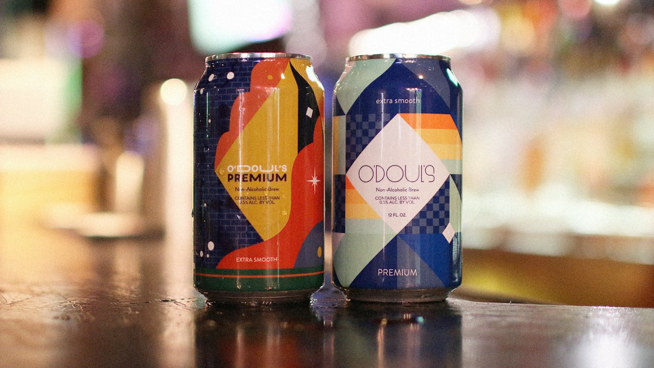 O'Doul's New Can is Pure Instagram Bait