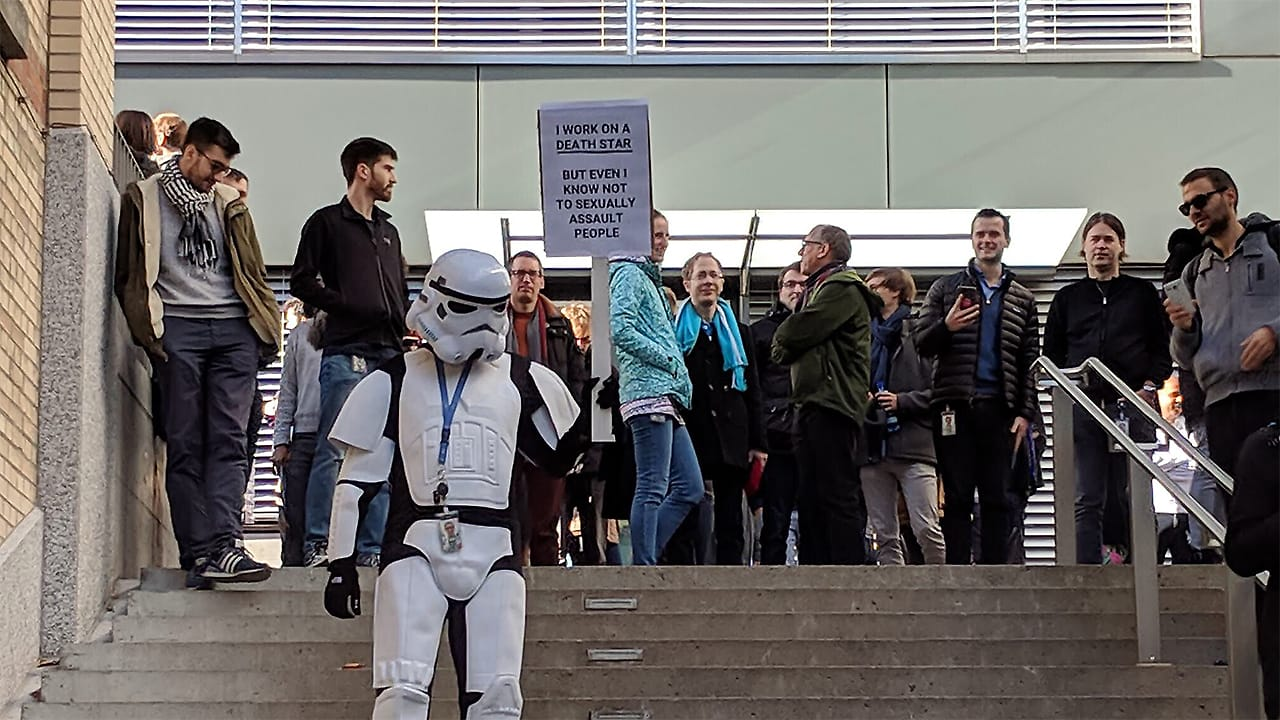 Google employees around the world have already begun walking out in protest