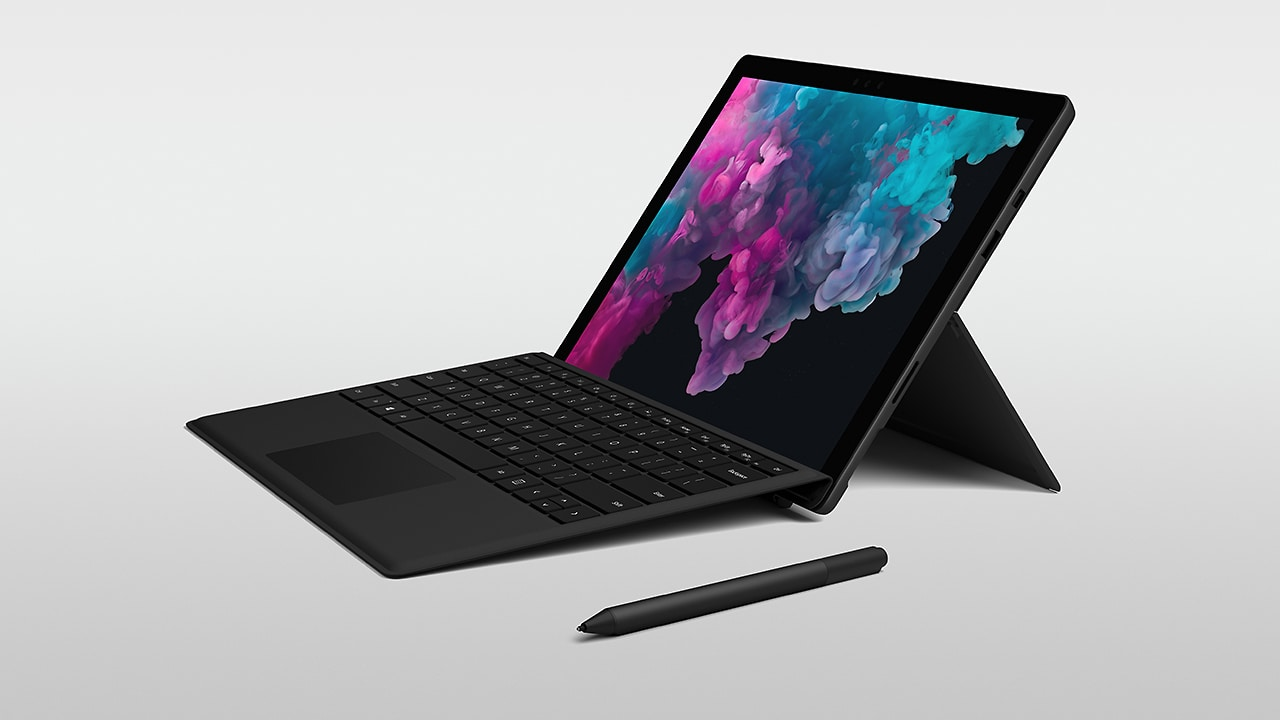 In the tablet war, the new Surface and iPad are worlds apart