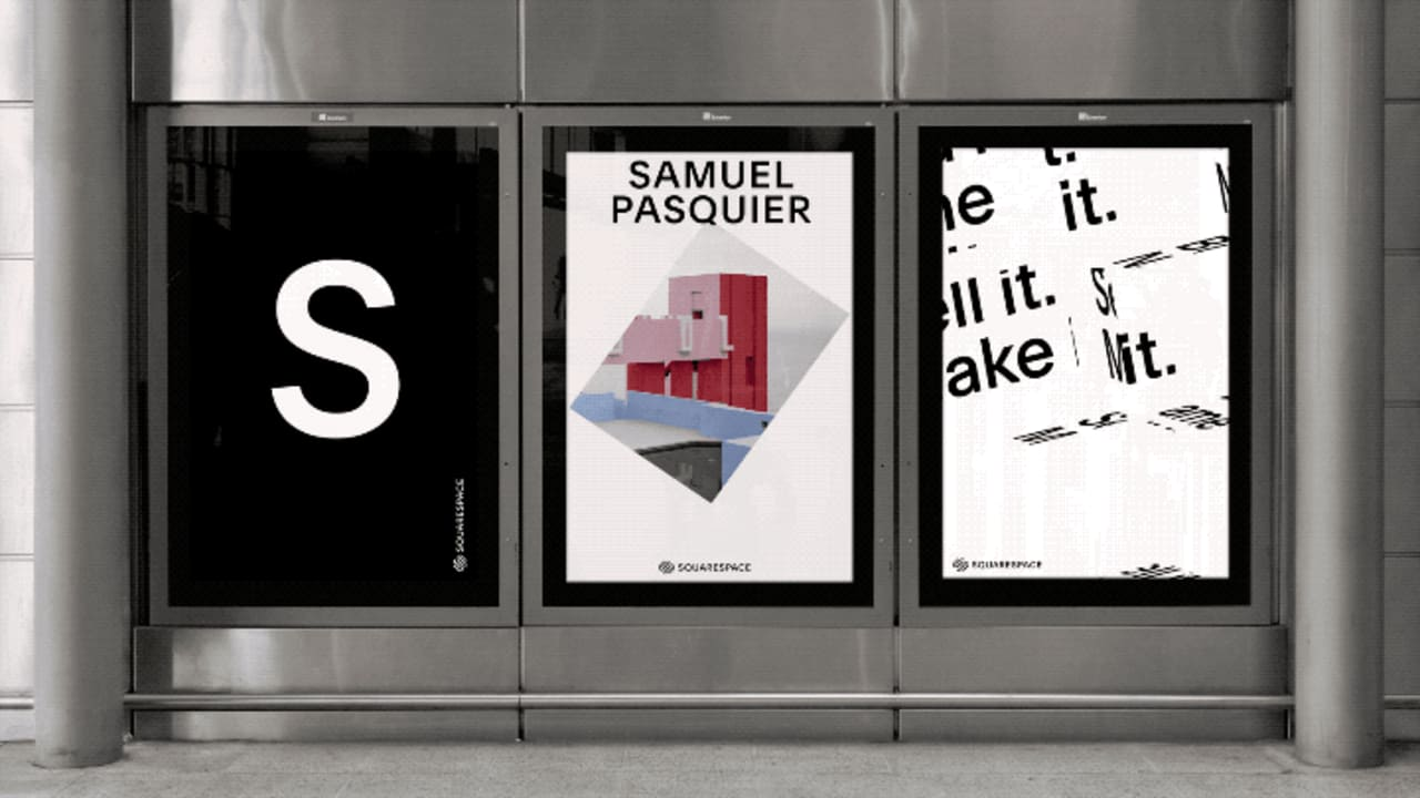 Squarespace's sleek redesign rejects cliché Silicon Valley branding