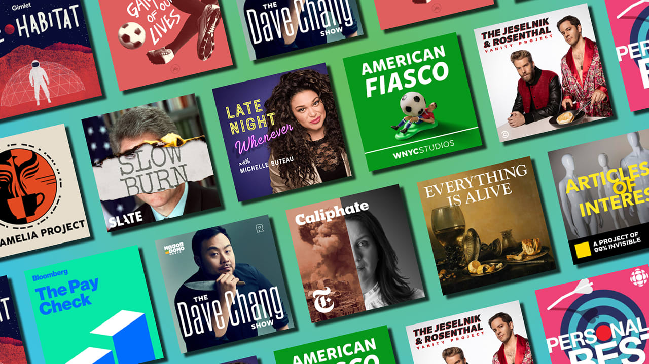 15 best new podcasts of 2018