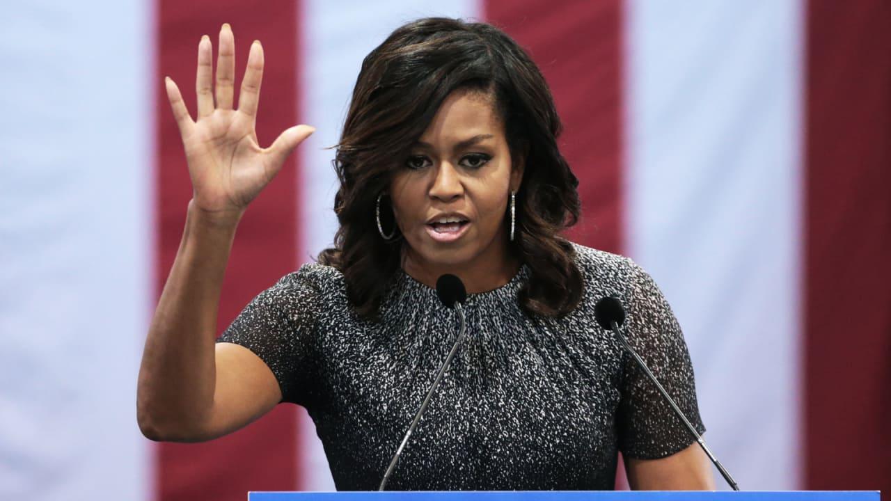 Michelle Obama is no fan of Sheryl Sandberg's