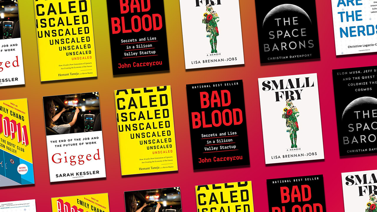 2018's best books on the tech world