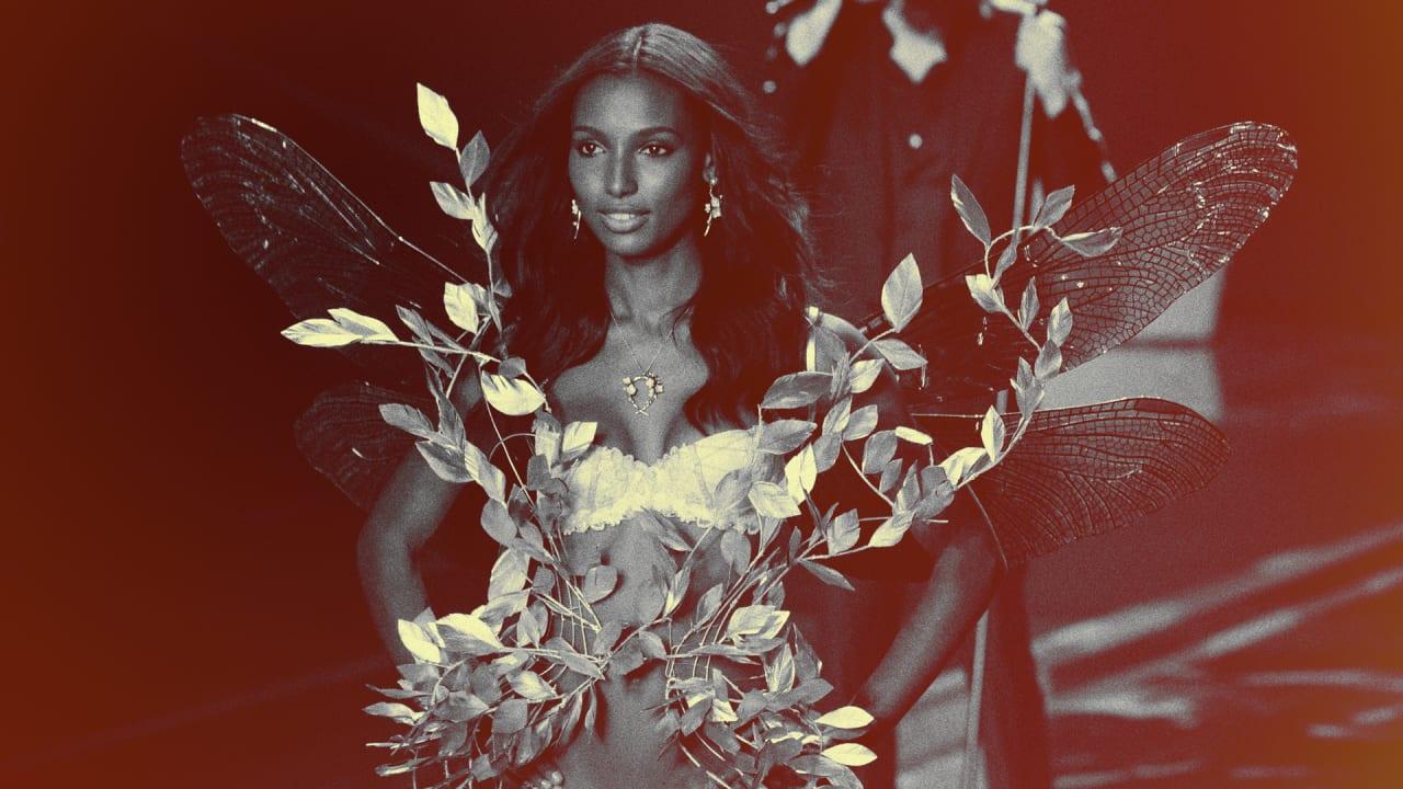 6ceae8e961 Victoria s Secret Fashion Show ratings plunge lower than its low-cut b