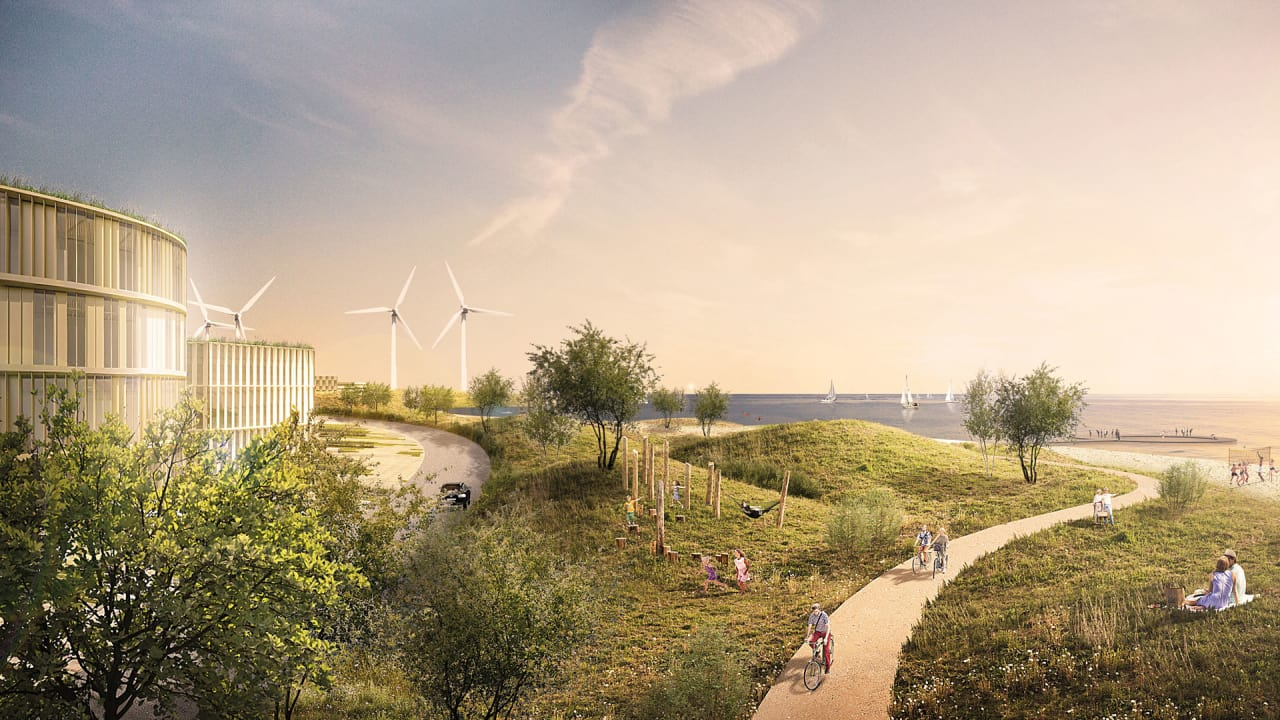 Copenhagen Wants to Build its own Silicon Valley from Scratch