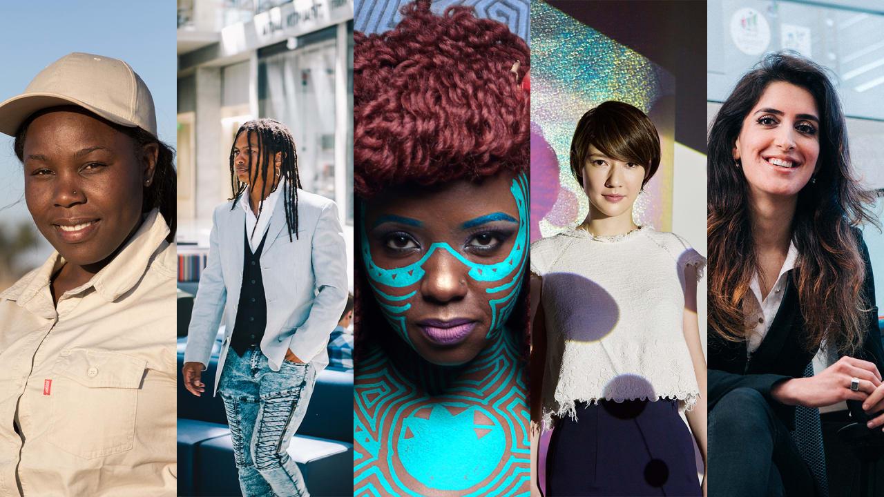 QnA VBage Meet this year's 20 inspiring, creative TED Fellows