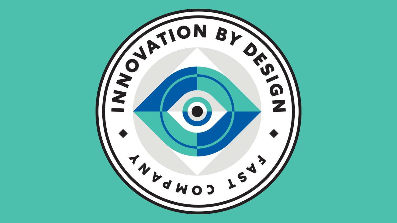 Enter the 2019 Innovation by Design Awards!