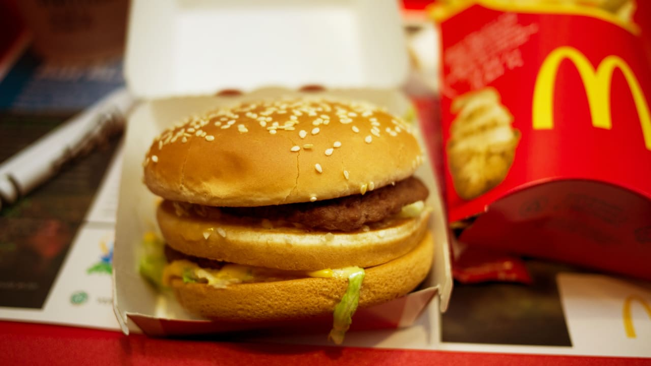 1 big mac - photo #27