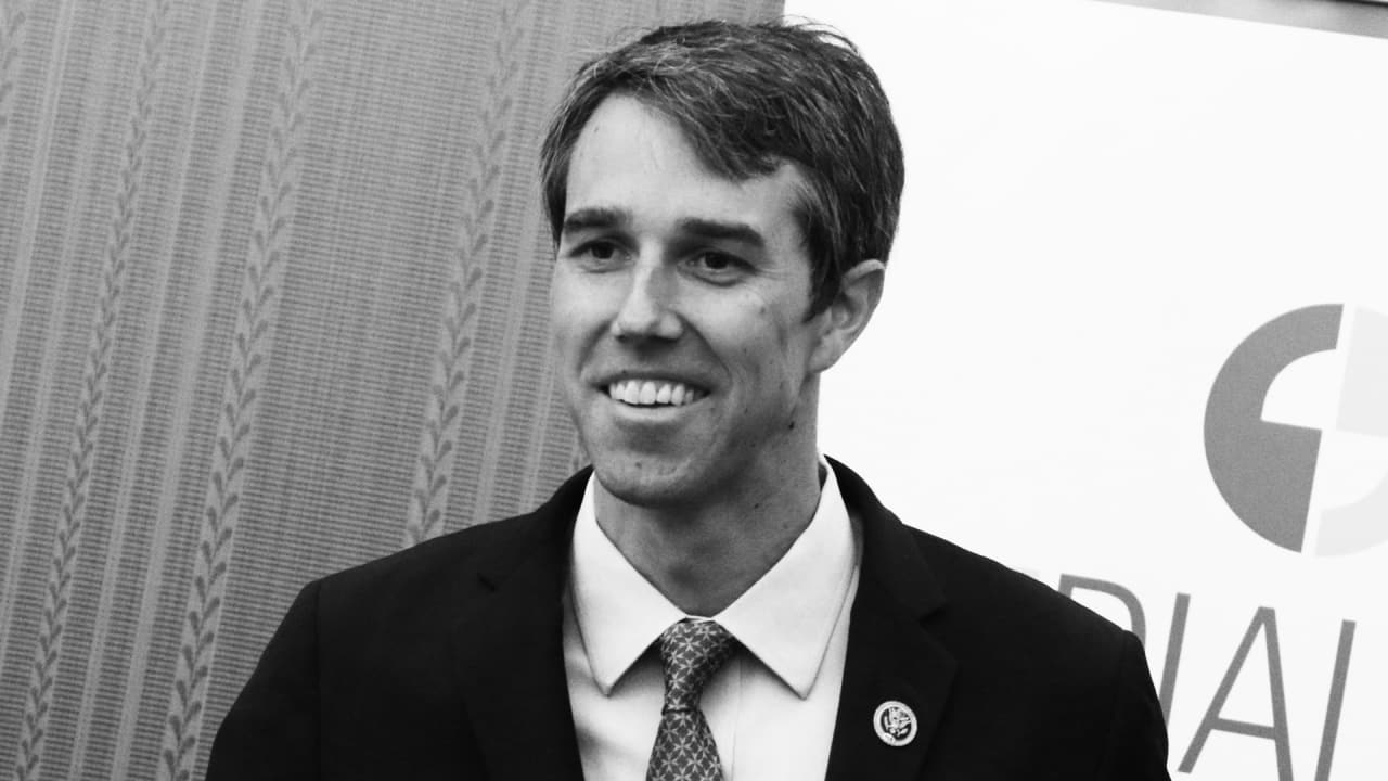 Very Relatable Politician Beto O'Rourke is Instagramming his Dental Cleaning